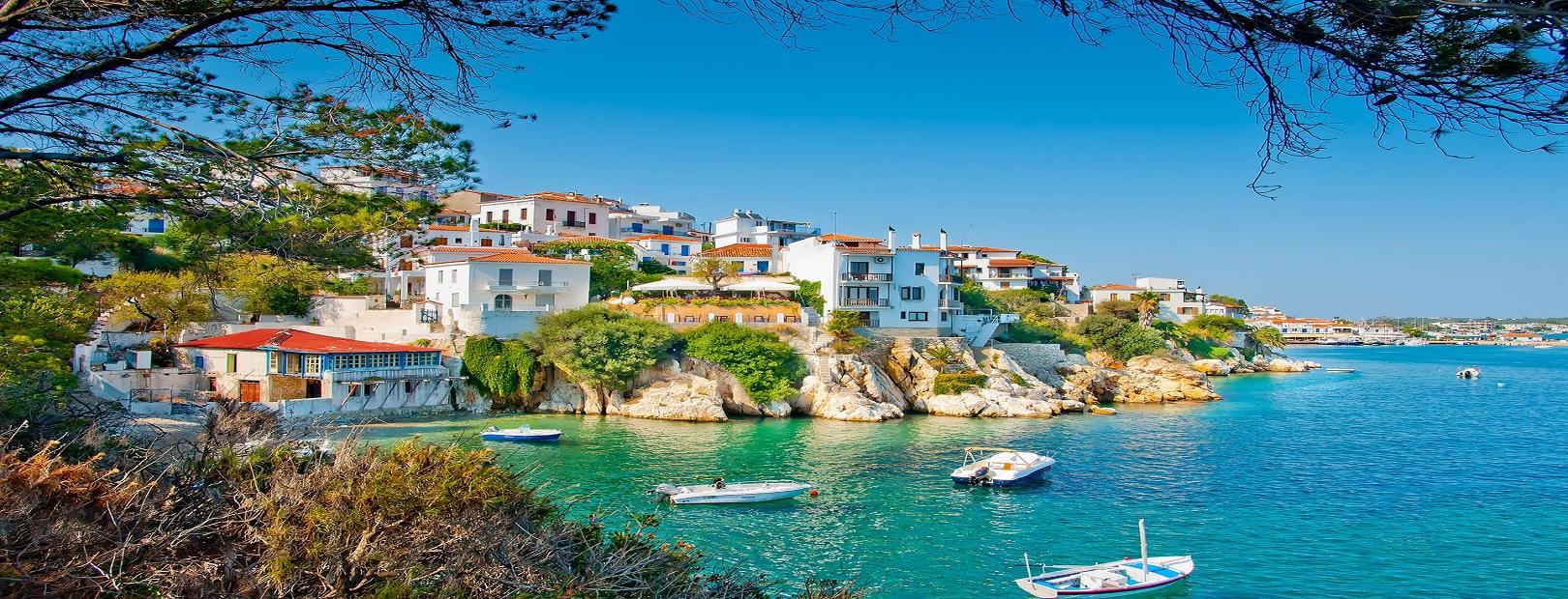 Offerta pacchetti vacanze a Skiathos