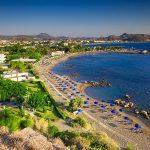 Rodi - spiaggia di Faliraki