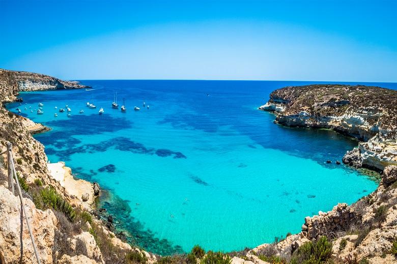 Beautiful Soggiorno Lampedusa Pictures - Amazing Design Ideas 2018 ...