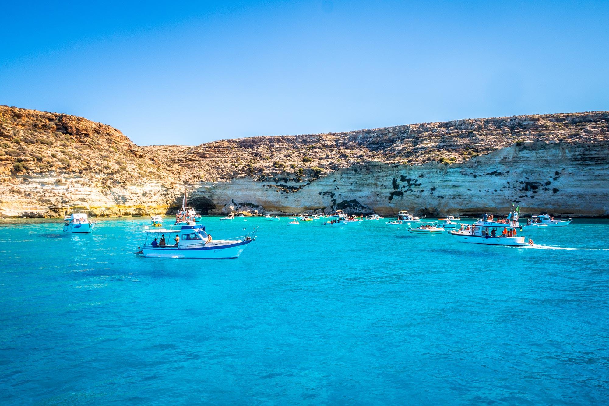 Battute Di Pesca Of Lampedusa Pacchetti Volo Soggiorno ...